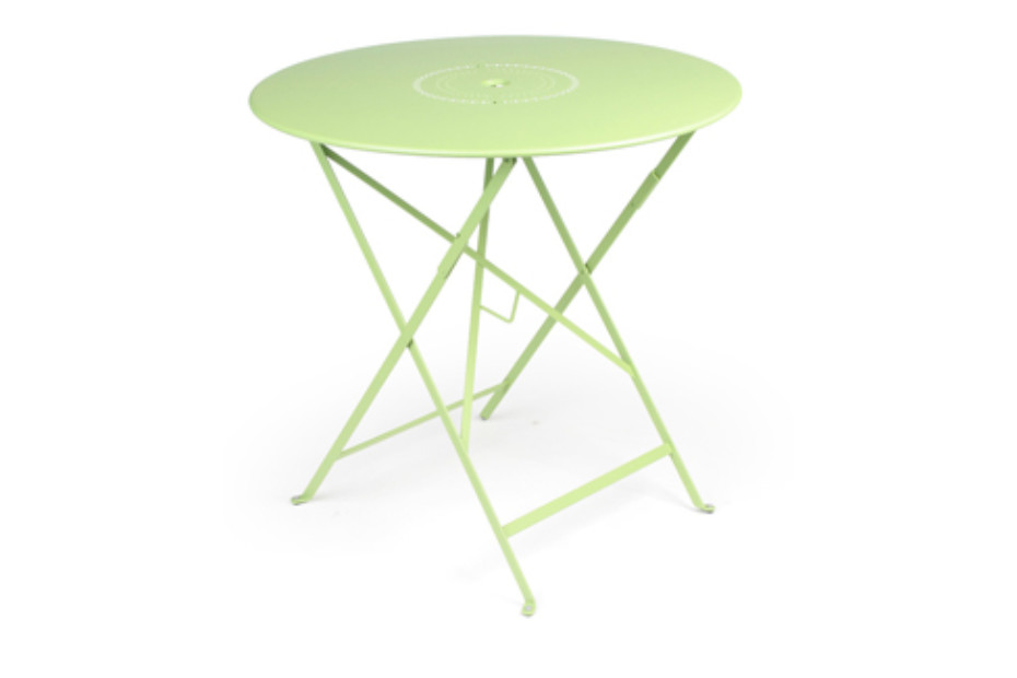 Floreal round folding table