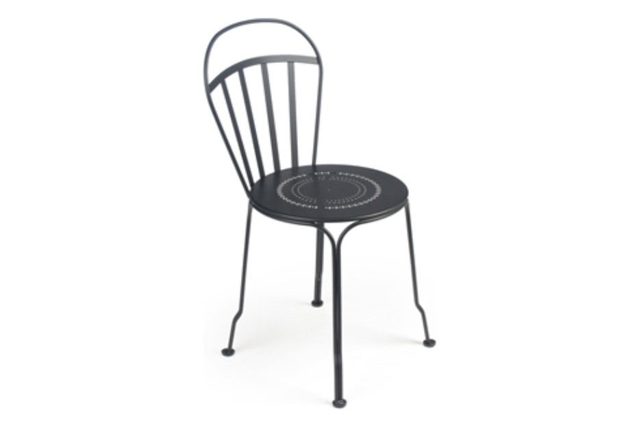 Louvre stacking armchair