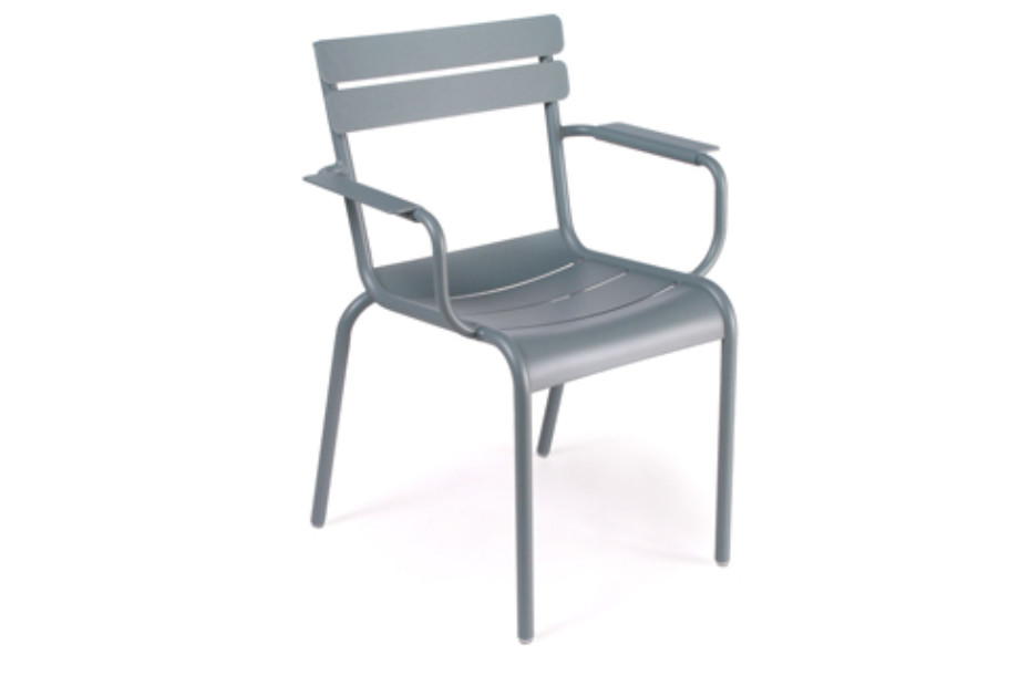 Luxembourg stacking armchair