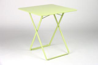 Plein air square folding table  by  Fermob