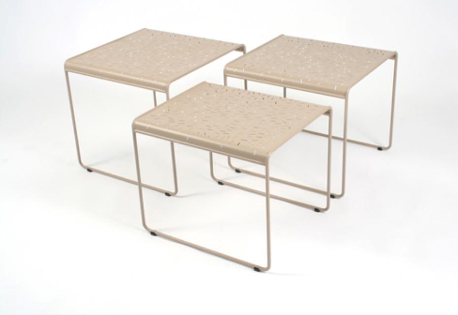 Rendez-vous nesting tables