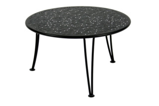 Rendez vous range low round table  by  Fermob
