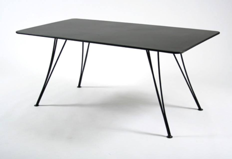 Rendez-vous rectangular table 160x90
