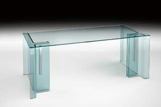 Luminare table  by  FIAM Italia
