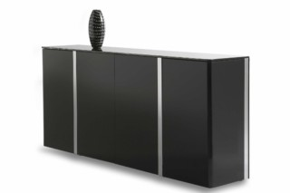 Sideboard glass cabinet  by  FIAM Italia