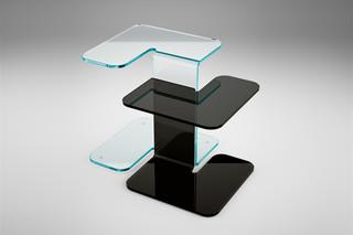 Twin square  by  FIAM Italia
