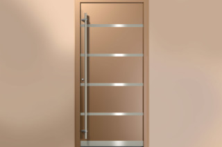 FIN-Project entry door  by  Finstral