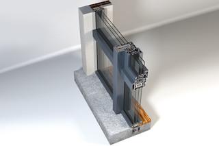 FIN-Project-Zargenverglasungen  von  Finstral