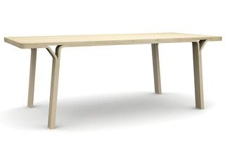 Nordica Dining Table  by  fjordfiesta.furniture