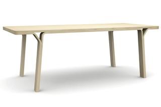 Nordica Dining Table  von  fjordfiesta.furniture