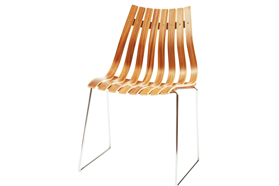 Scandia Junior Stackable Chair
