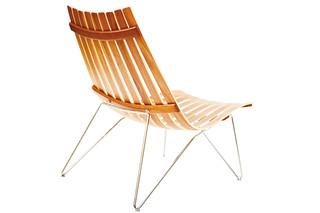 Scandia Nett Lounge Chair  by  fjordfiesta.furniture
