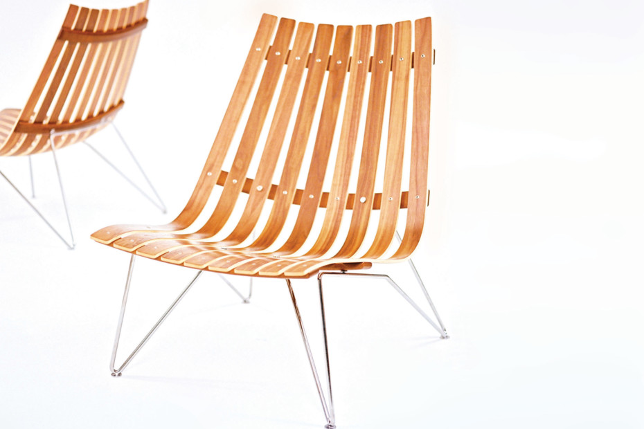 Scandia Nett Lounge Chair