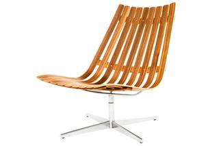 Scandia Nett Swivel Chair  by  fjordfiesta.furniture