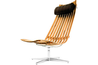 Scandia Senior Easy Chair  by  fjordfiesta.furniture