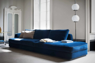 Barret Sectional Sofa  by  Flexform
