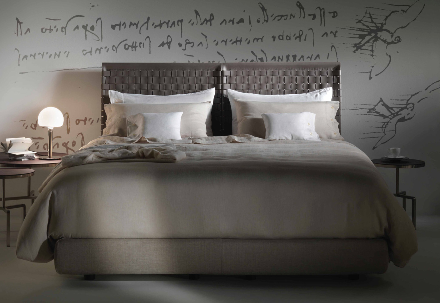 Cestone Bed By Flexform Stylepark
