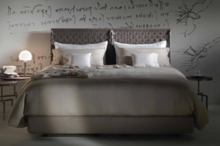 Cestone bed  by  Flexform