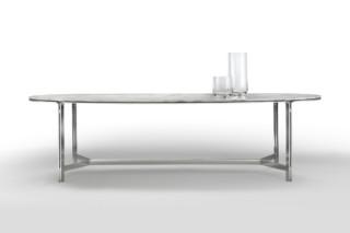 Clarke dining table  by  Flexform