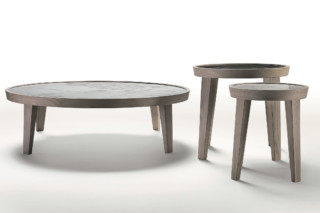 Dida round  by  Flexform