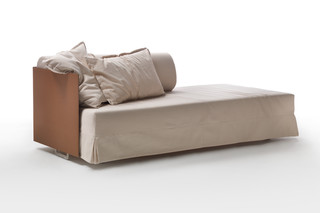 Eden Chaiselongue  von  Flexform