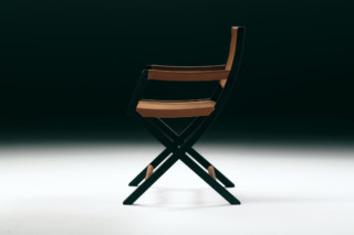 Emily Chair with armrest  by  Flexform