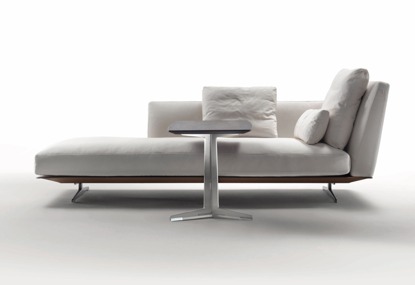 evergreen chaiselongue by flexform stylepark