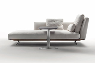 Evergreen chaiselongue  by  Flexform