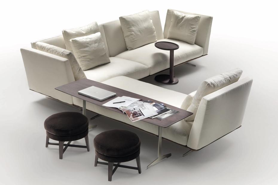 Evergreen corner sofa