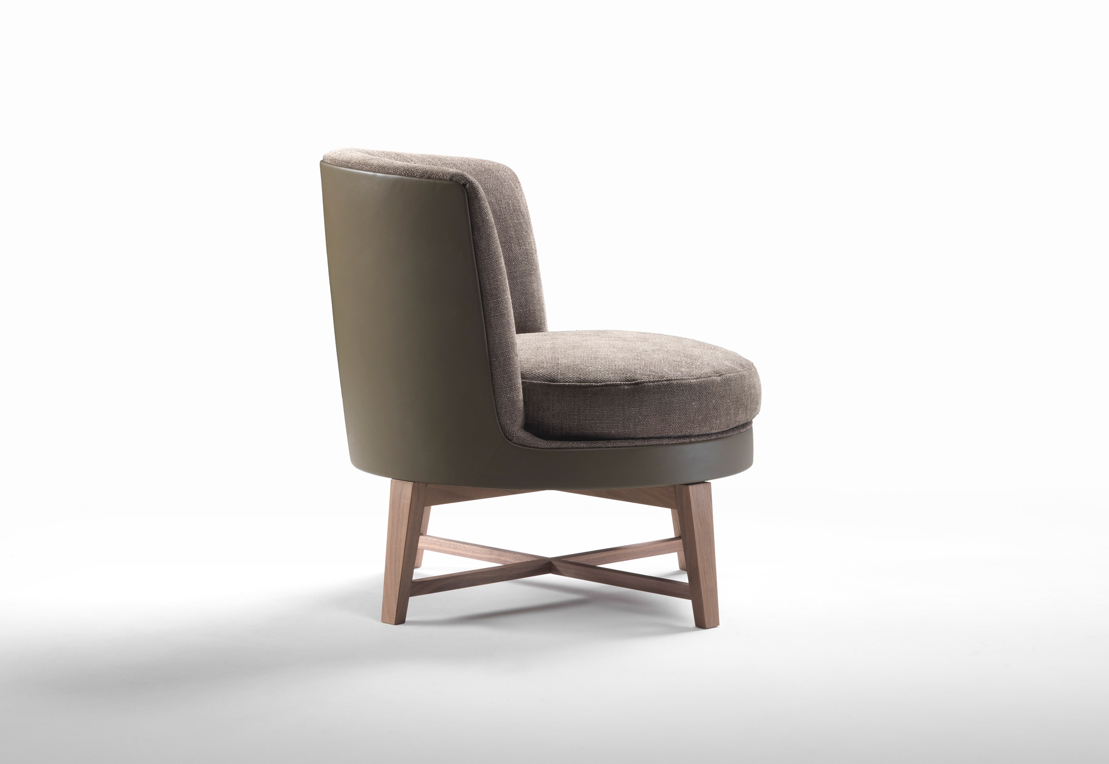 Feel Good Sessel Holzgestell Von Flexform Stylepark