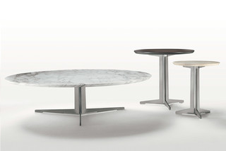 Fly side table round  by  Flexform