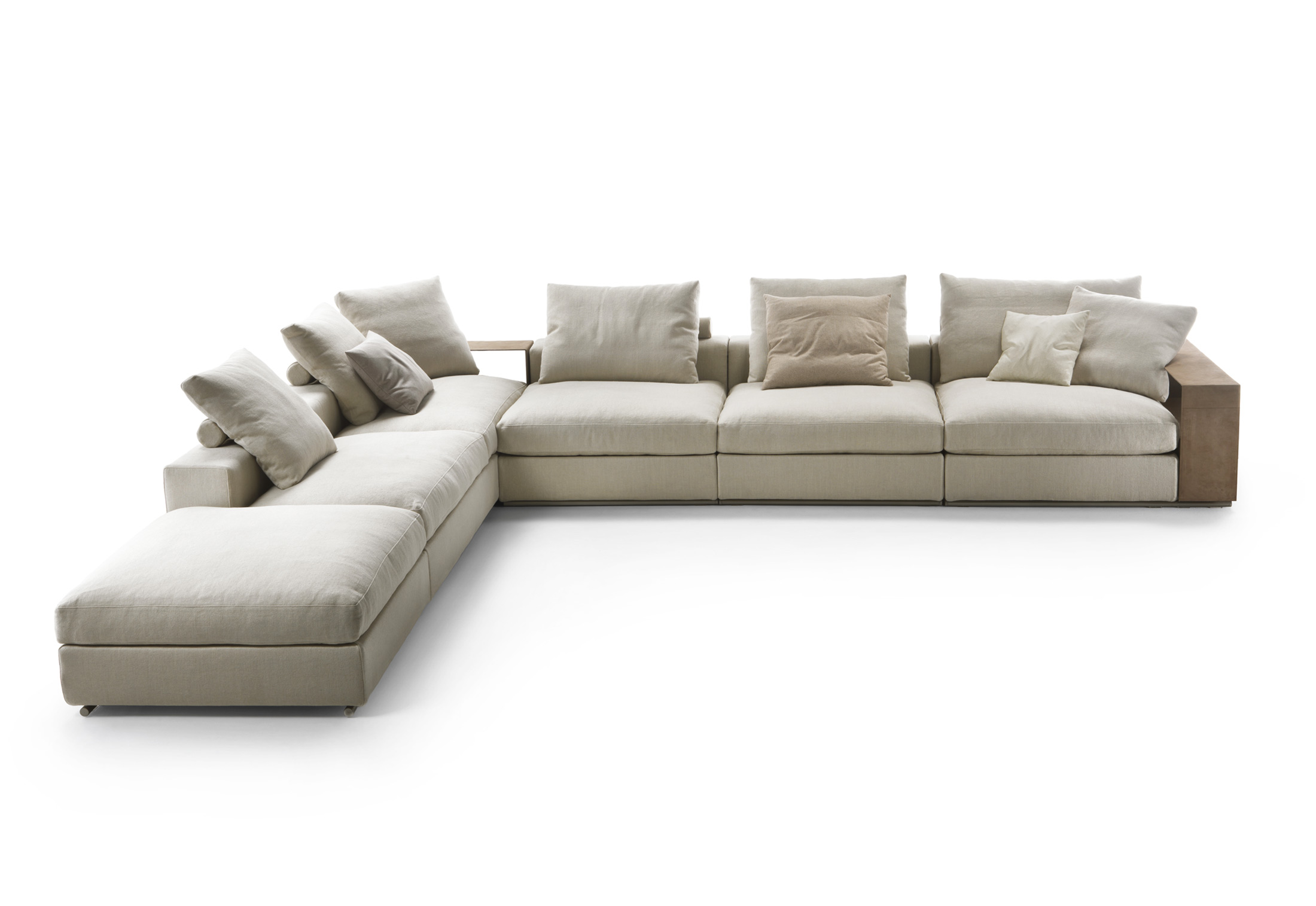 Groundpiece Sectional Sofa By Flexform Stylepark