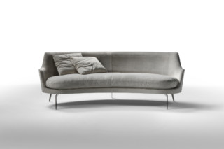 Guscio Sofa  von  Flexform