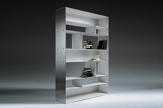 Lightpiece librerie  by  Flexform