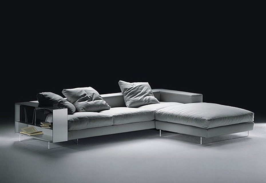 Lightpiece Sectional sofa