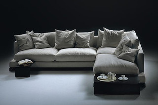 Long island Sectional sofa  by  Flexform