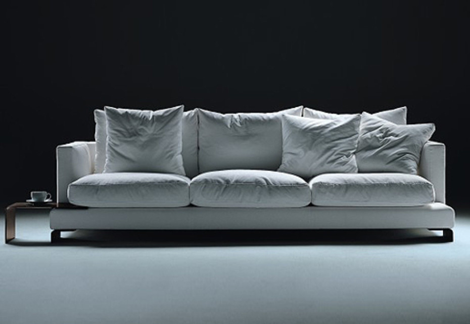 Stupendous Long Island Sofa By Flexform Stylepark Onthecornerstone Fun Painted Chair Ideas Images Onthecornerstoneorg