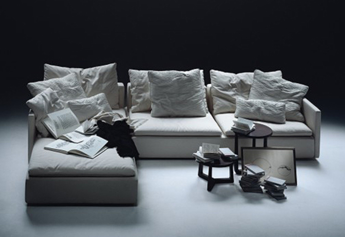 : flexform sectional sofa - Sectionals, Sofas & Couches