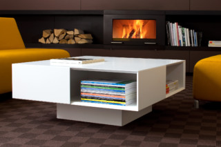 Quaro coffee table  by  Flötotto