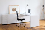 Quaro desk system  by  Flötotto