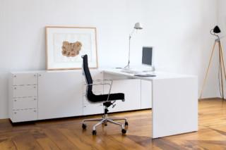 Quaro Schreibtischsystem  von  Flötotto