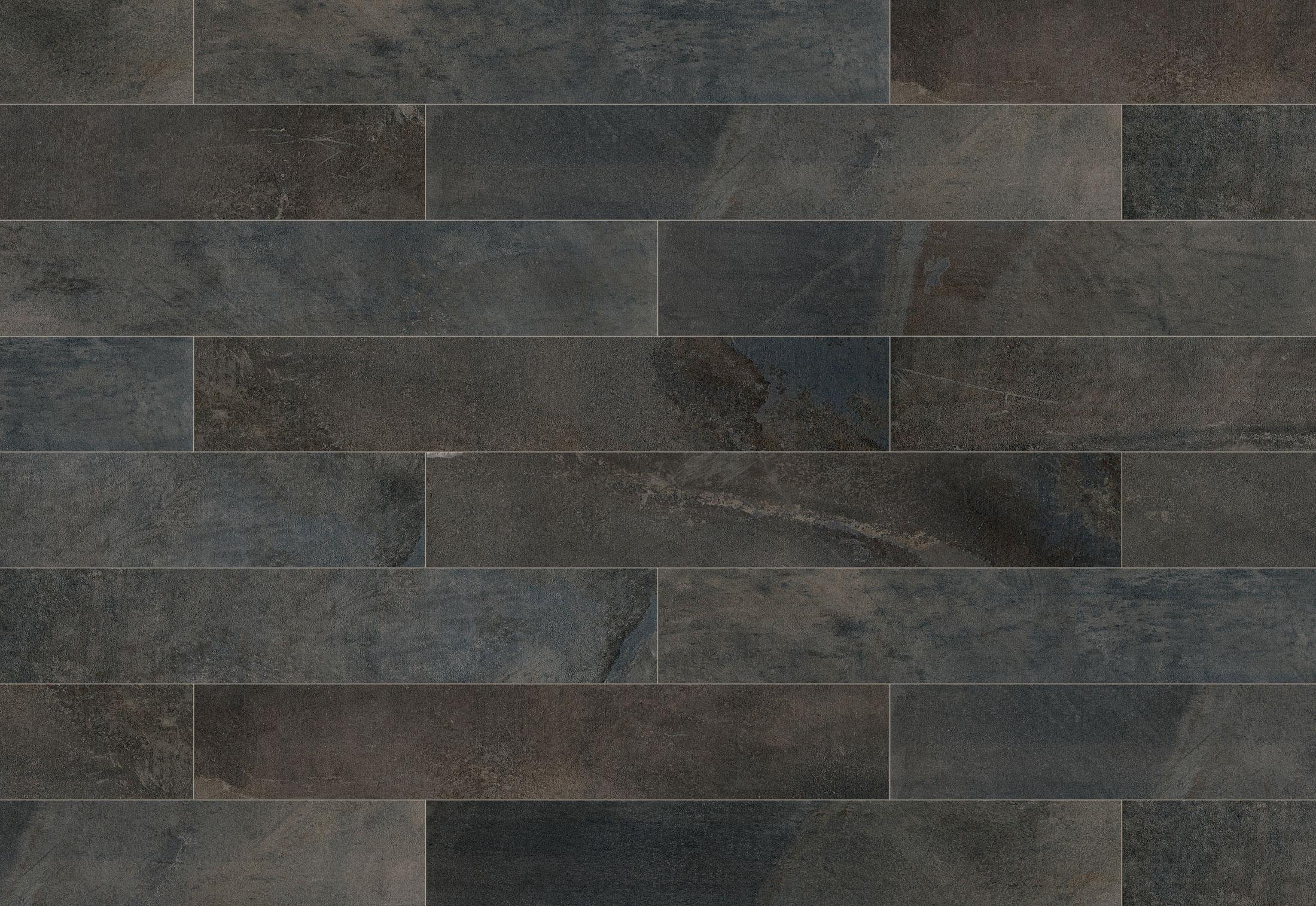 Styletech metal dark by floor gres stylepark - Metallic fliesen ...