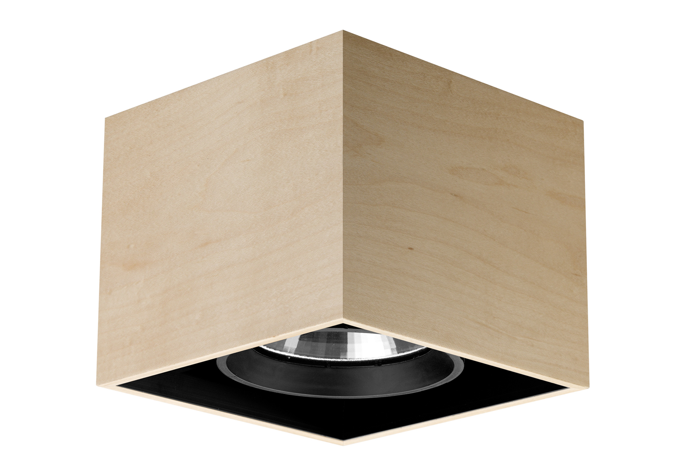 compass box surface mounted lamp 1 by flos architectural. Black Bedroom Furniture Sets. Home Design Ideas