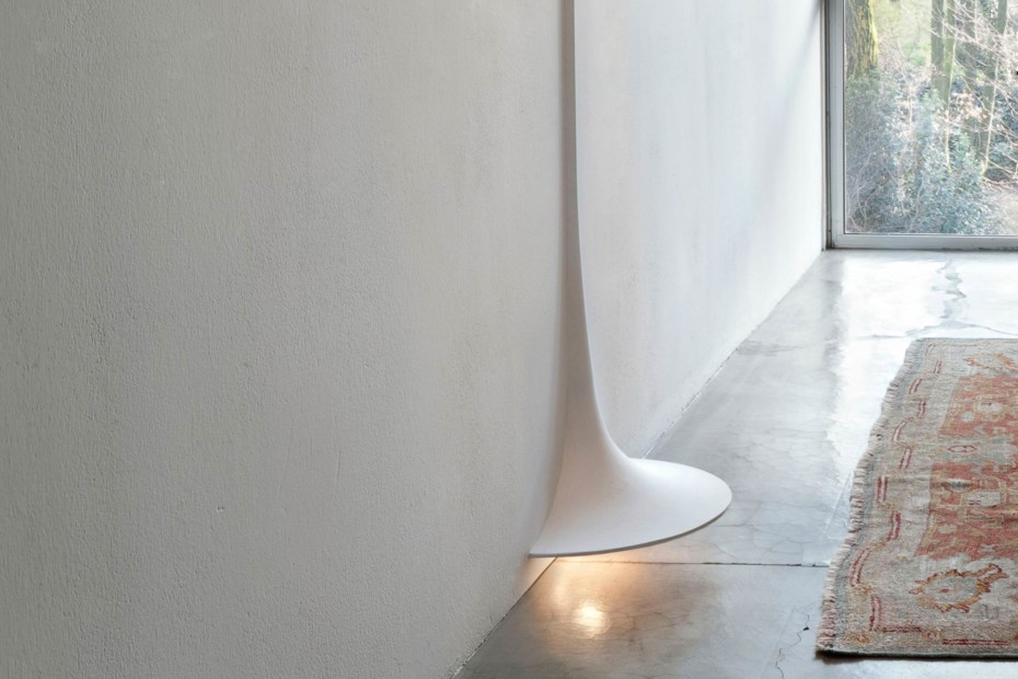 Spun Light soft architecture Wall lamp
