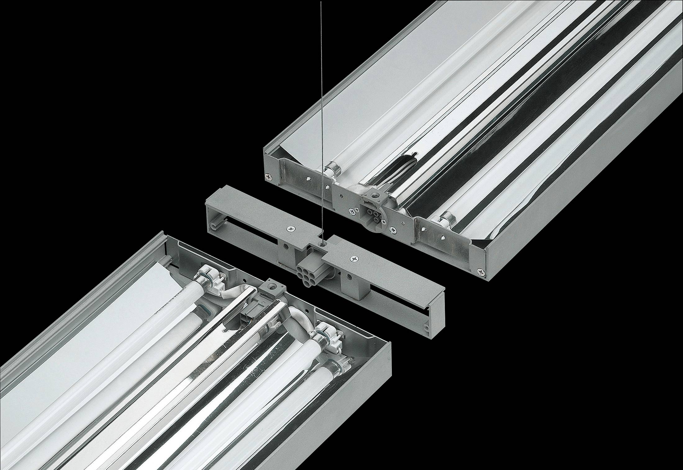 U Beam Connect Lighting System By Flos Architectural Stylepark