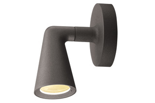 Belvedere Outdoor Spot 1 wall lamp  by  FLOS