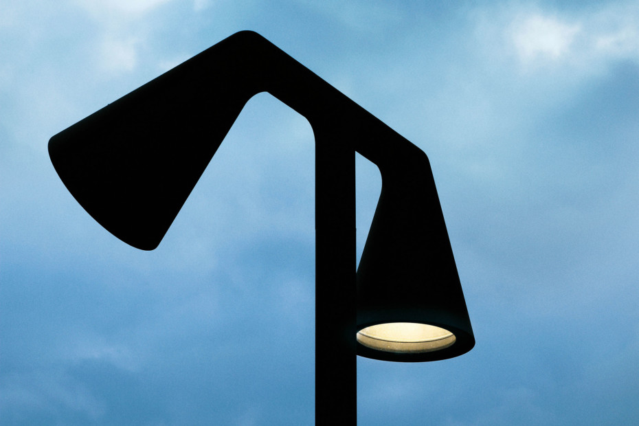 Belvedere Outdoor Spot 2 floor lamp