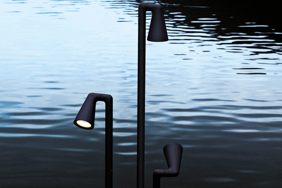 Belvedere Outdoor Spot 2 floor lamp