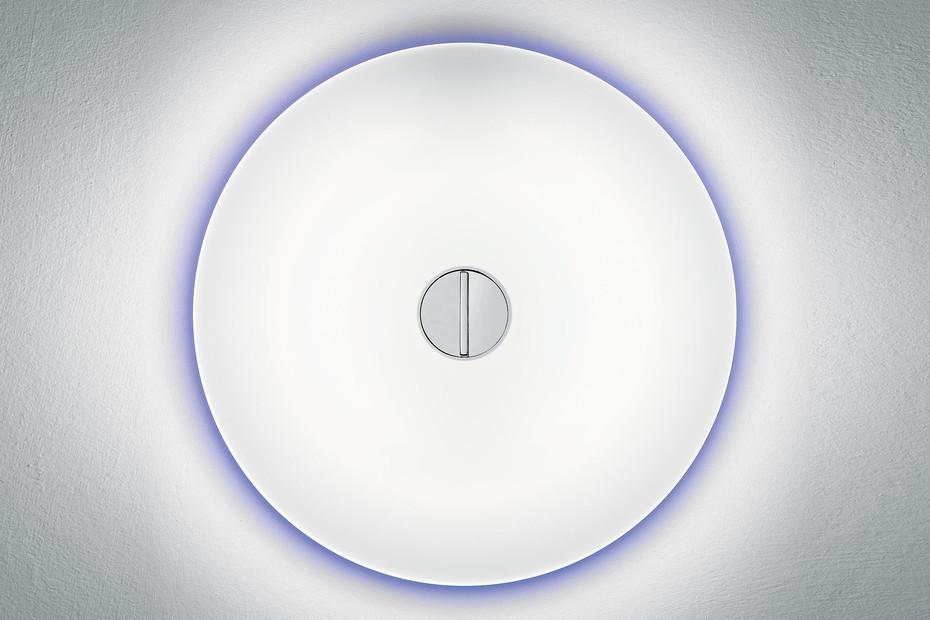 Button Wand- / Deckenleuchte