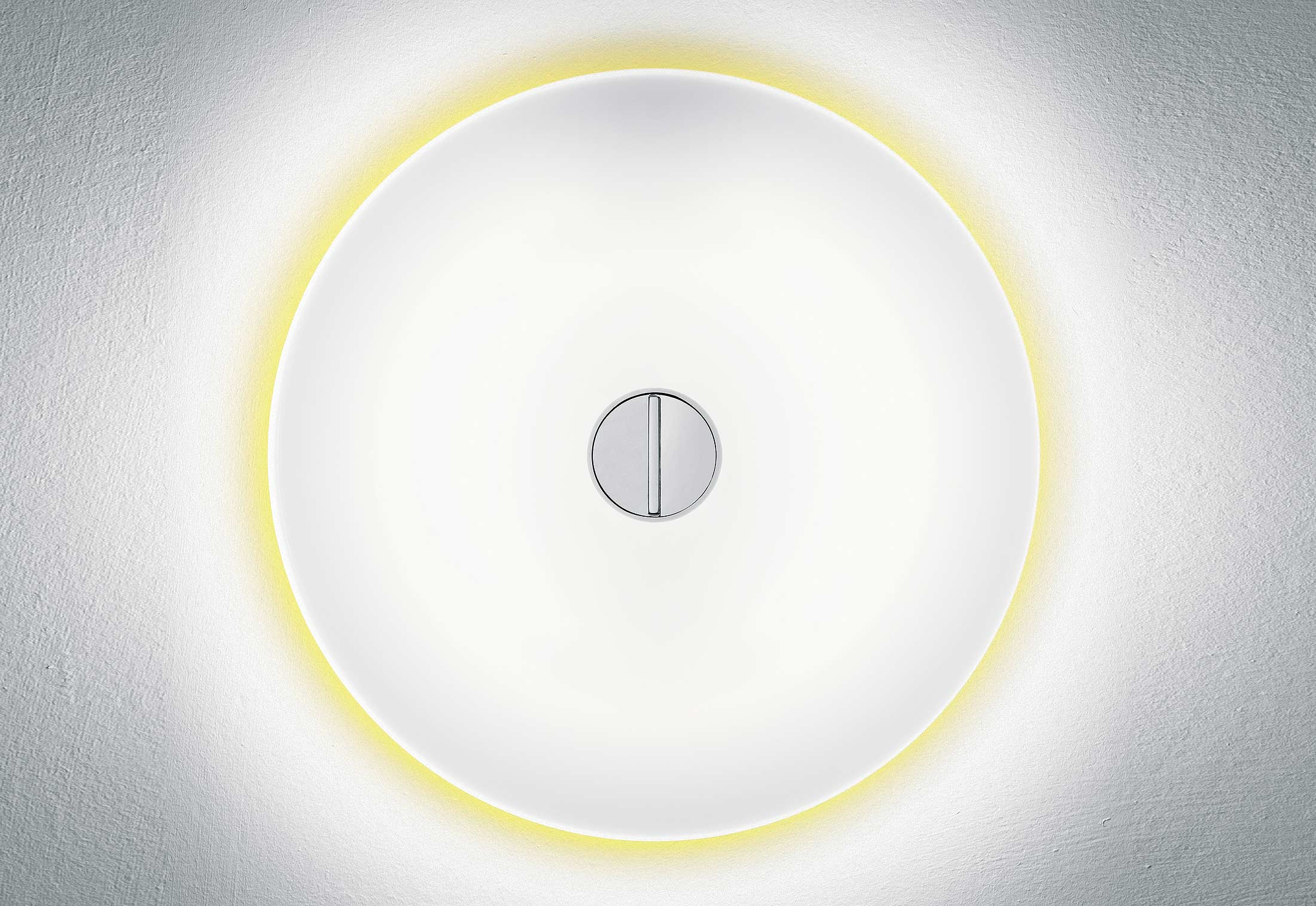 Button Wall Ceiling Light By Flos Stylepark